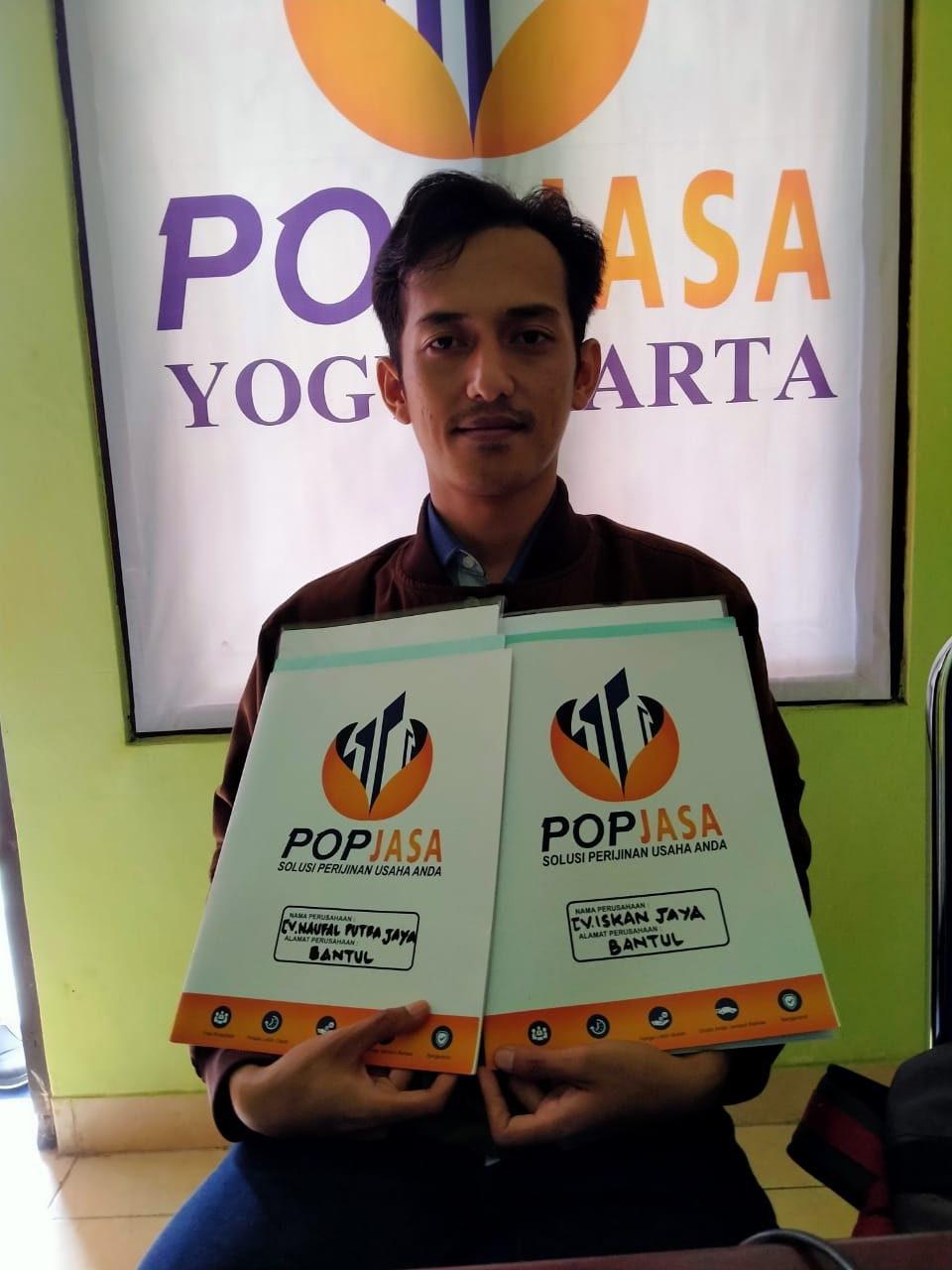Jasa Pembuatan CV Yogyakarta