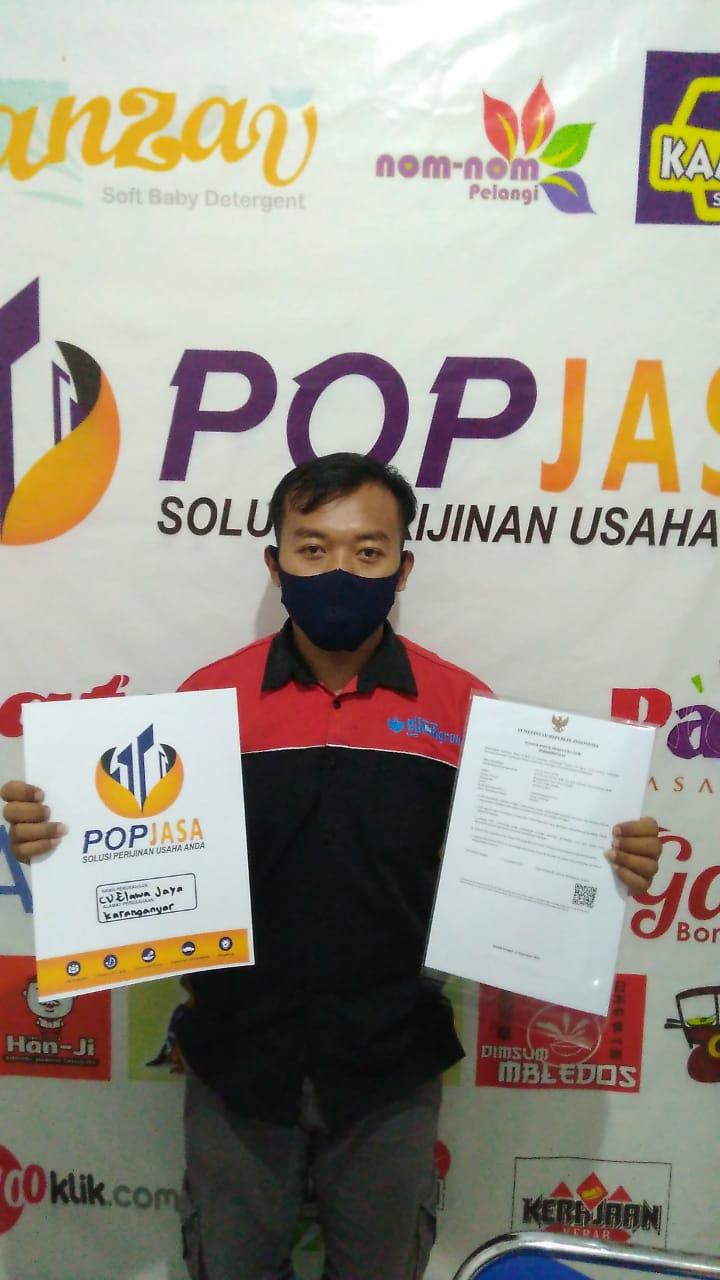Jasa Pembuatan CV Bogor