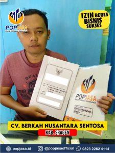 Jasa Pendirian CV di Semarang