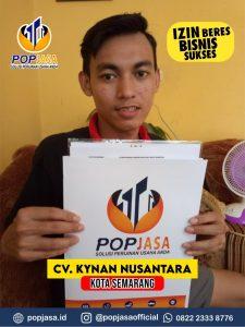 Jasa Pendirian PT di Semarang
